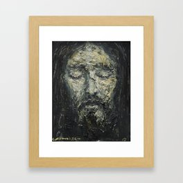 Holy Face of Our Lord Jesus Christ Framed Art Print