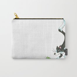 Cat and Mouse Carry-All Pouch