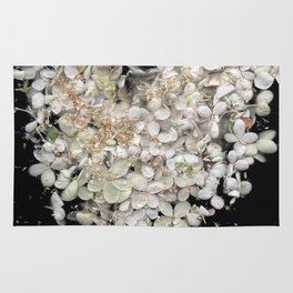 Heart Blossoms Rug