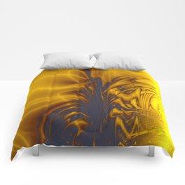 Fractal Portal Comforters