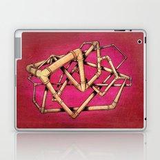 Hank Tube Laptop & iPad Skin