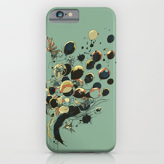 Floating Memories iPhone & iPod Case