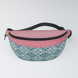 Japanese Style Quilt Fanny Pack