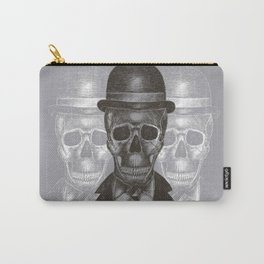 Worked To Death (Grey version) Carry-All Pouch