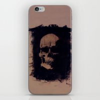 anatomy iPhone & iPod Skins featuring Anatomy by Notwhatnot