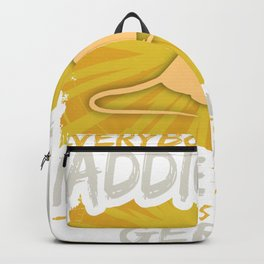 Gerbil Addiction Funny Farm Animal Lover Backpack