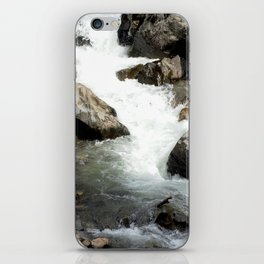 "Where the Mighty Uncompahgre River is But a ""Trickle"" iPhone Skin"