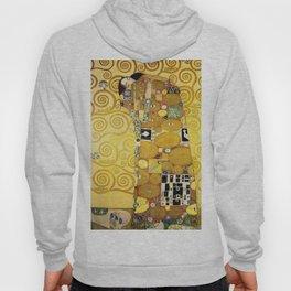 The Embrace (Fulfilment) by Gustav Klimt (1905) Hoody
