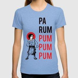 Drummer Boy Pa Rum Pum Pum Pum T-shirt