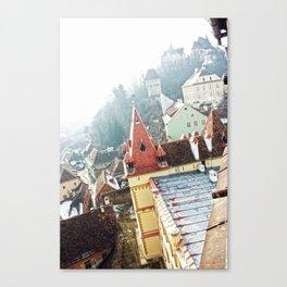 Sighisoara Canvas Print