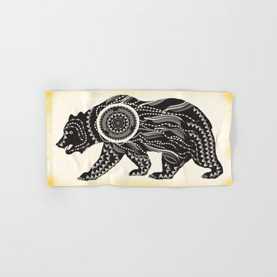 Dream Catcher Bear Hand & Bath Towel