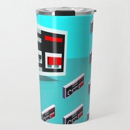 NES controller Travel Mug