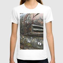 Rusty Ford Truck T-shirt