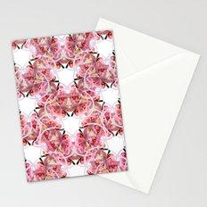 Ochids paterns Stationery Cards