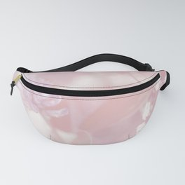 Romantic Moment Pink White Flowers #decor #society6 Fanny Pack