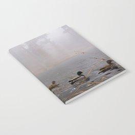 Fog Ducks Notebook