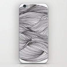 círculo iPhone Skin
