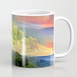 Green Everest Coffee Mug