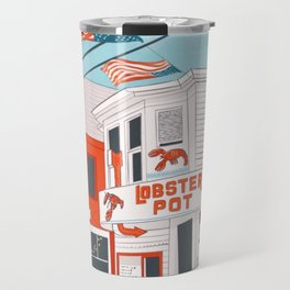 An Afternoon in Provincetown Travel Mug