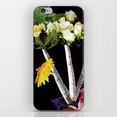 flower Palms iPhone Skin