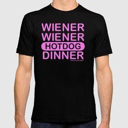 wiener wiener T-shirt