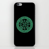 celtic iPhone & iPod Skins featuring Celtic Nature by Astrablink7