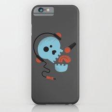 Calavera rockera / Rocking skull Slim Case iPhone 6s