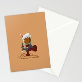 Root Beer Guy  Stationery Cards