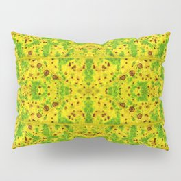 Macro Leaf no 7 Pillow Sham