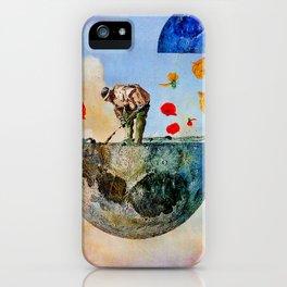 The gardener of the moon iPhone Case