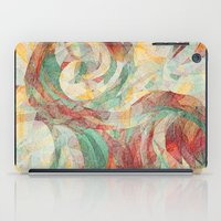 reassurance iPad Cases featuring Rapt by Jacqueline Maldonado