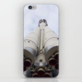 """rocket launcher """"UNIUN"""" iPhone Skin"""