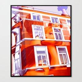 House of Dolls Canvas Print
