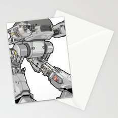 15 seconds to comply Stationery Cards