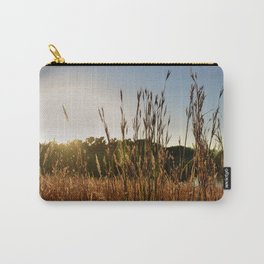 Fall Sun Flare Carry-All Pouch