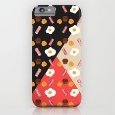Bacon, Egg & Muffin!! Slim Case iPhone 6