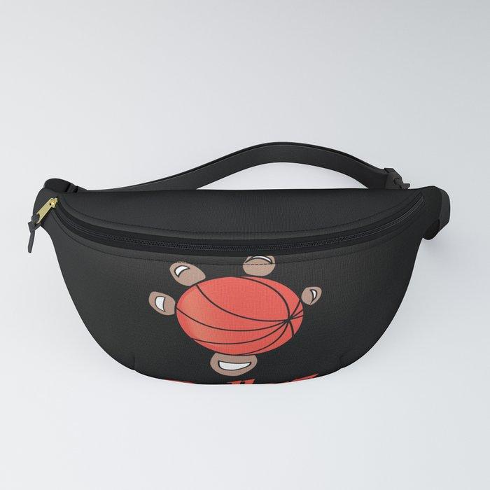 Basket ballerz grip Fanny Pack