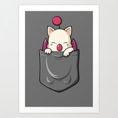 Kupocket Art Print