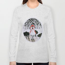 Amongst Wolves Long Sleeve T-shirt