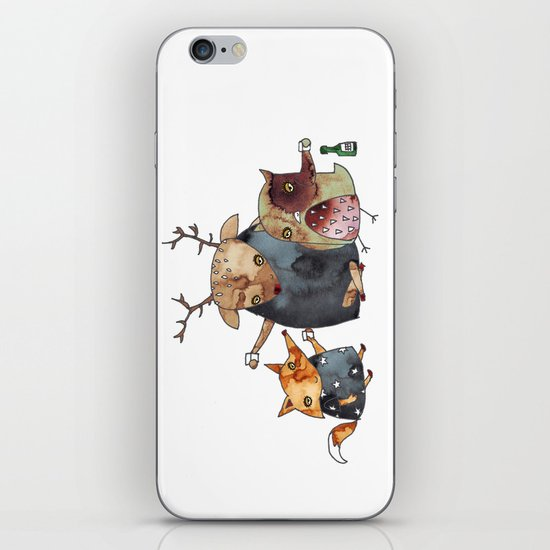 Konbae iPhone & iPod Skin
