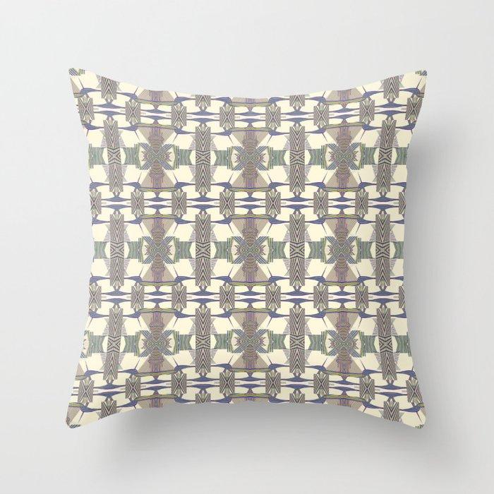 Spartan Link Throw Pillow