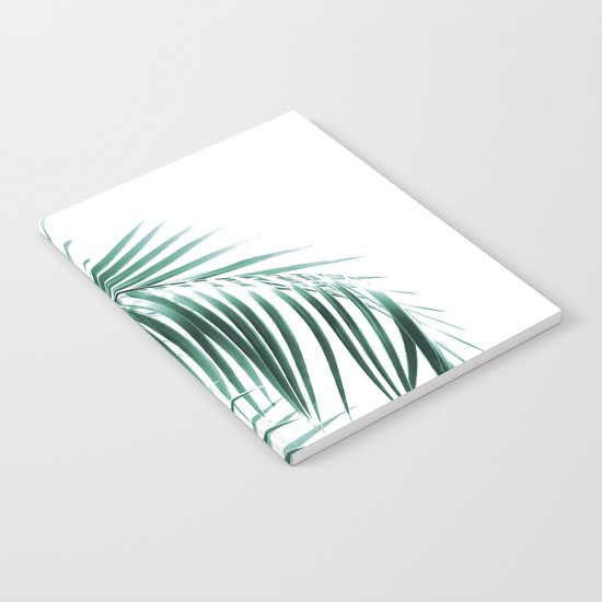 Palm Leaves Green Vibes #8 #tropical #decor #art #society6 by anitabellajantz