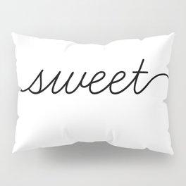 sweet dreams (1 of 2) Pillow Sham