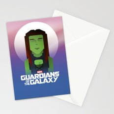 Guardians of the Galaxy - Gamora Stationery Cards