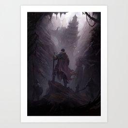 Wayfarer Art Print