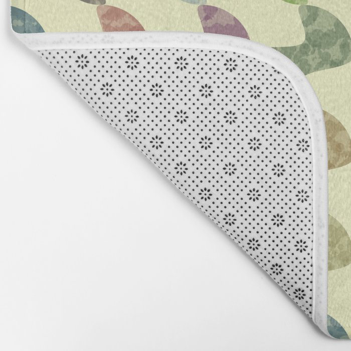 Pattern #27 Bath Mat