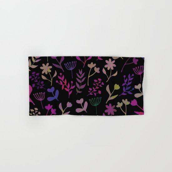 Lovely Pattern XIII Hand & Bath Towel