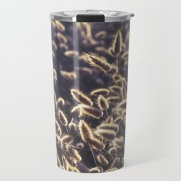 Bending to a summer breeze Travel Mug