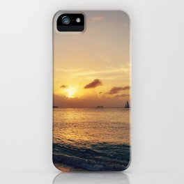Fading Light iPhone Case