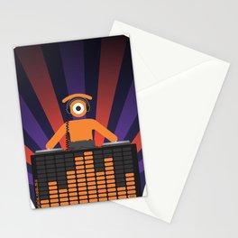 eye.lectronic trance Stationery Cards